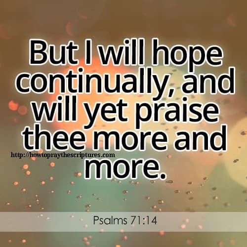 Scriptures On Hope - Powerful Hope Quotes