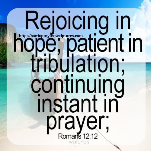 Scriptures On Hope