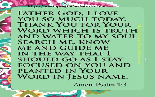 Prayer To Tell God How Much You Love Him