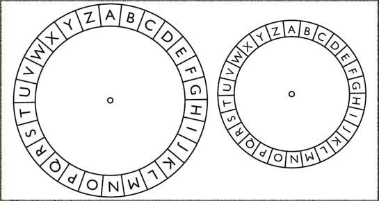 Escape Room Diy Cipher