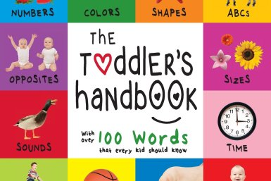 The Toddler's Handbook Cover