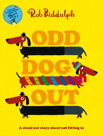 Odd Dog Out Cover