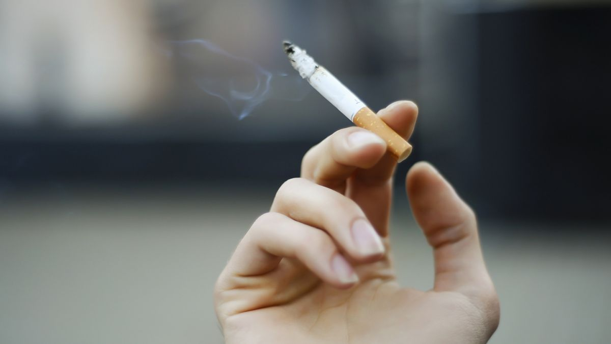 Avoid Weight Gain When You Quit Smoking Cessation