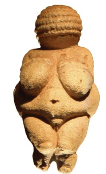 estatua mujer obesa
