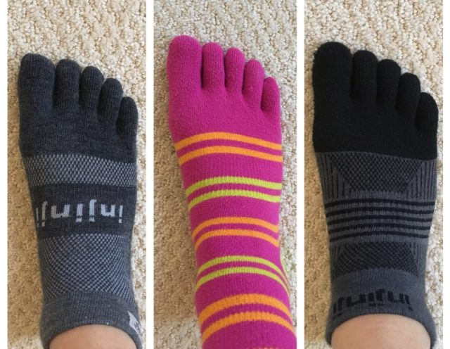 Running Hacks Revealed - Toe Socks