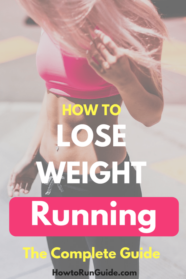 Running for Weight Loss - Learn How to Lose Weight Running (the healthy way)! #running #weightloss #loseweight #howtoloseweight