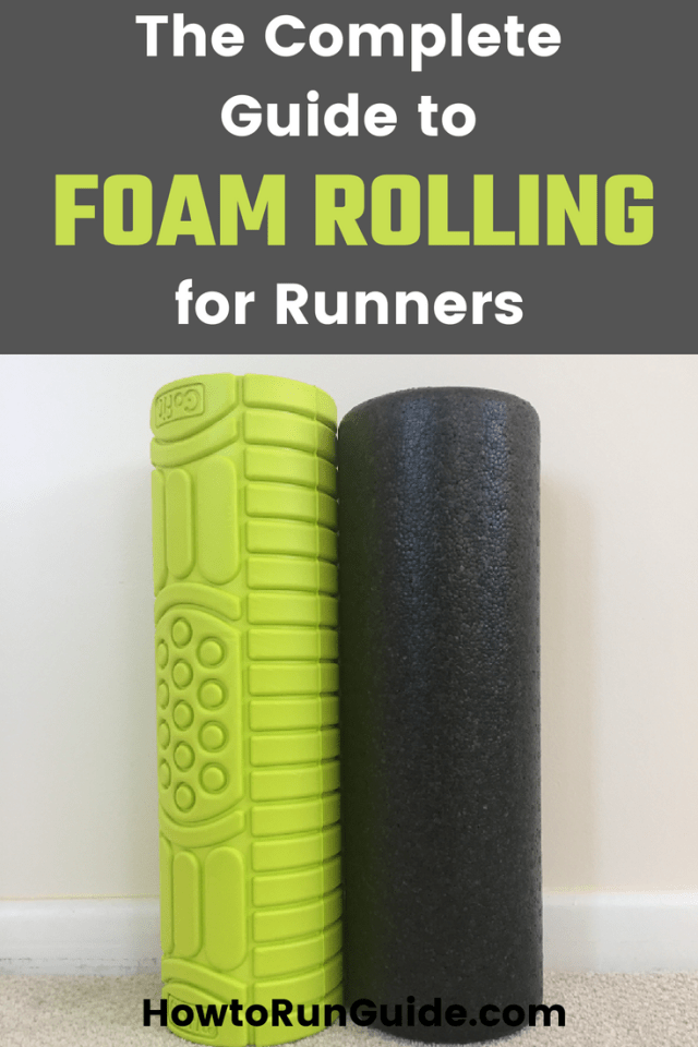 Foam Rolling for Runners, 6 important foam rolling moves to prevent muscle soreness and aid in faster recovery. #running #runningtips