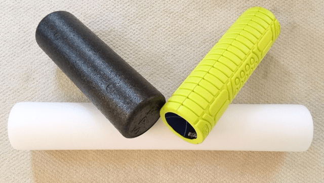 Foam Rolling for Runners - How to Choose