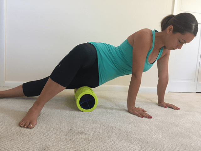 Foam Rolling for Runners - IT Band