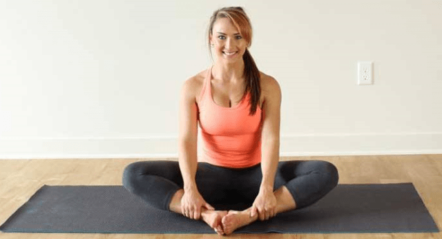How to Prevent Runners Knee - Butterfly Stretch