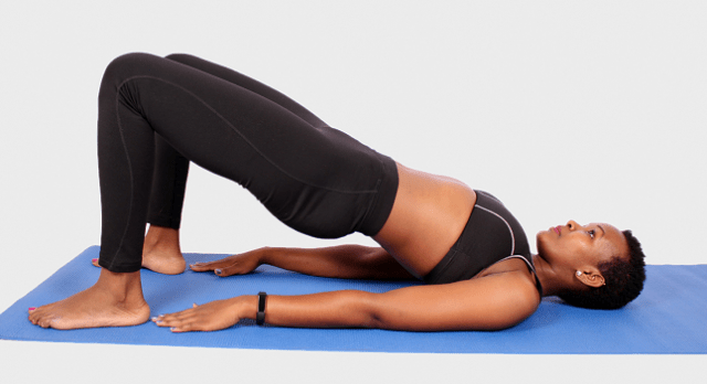 How to Prevent Runners Knee - Glute Bridges