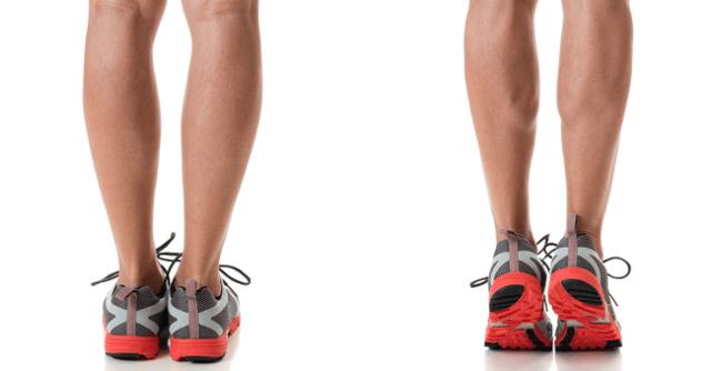 Quick Bodyweight Exercises - Calf Raises
