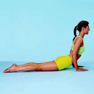 Stretching Exercises-Cobra