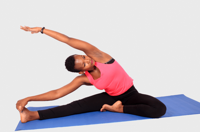 Stretching Exercises - Leg & Side Stretch