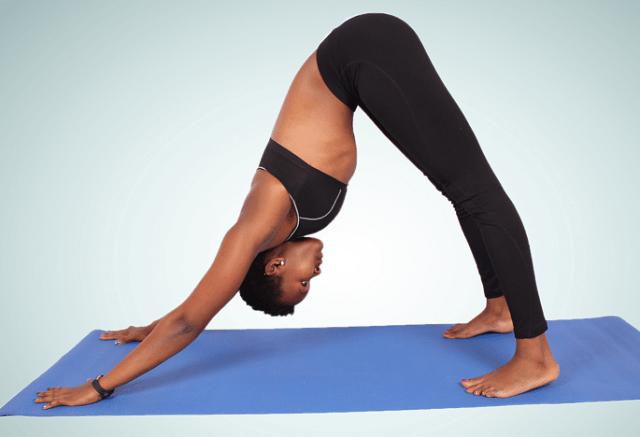 Stretching Exercises-Yoga Poses