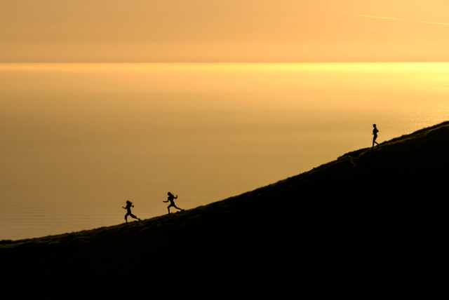 Benefits of Hill Running Workouts