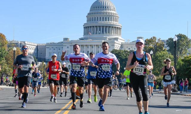 Boston Qualifying Marathons - Marine Corps Marathon