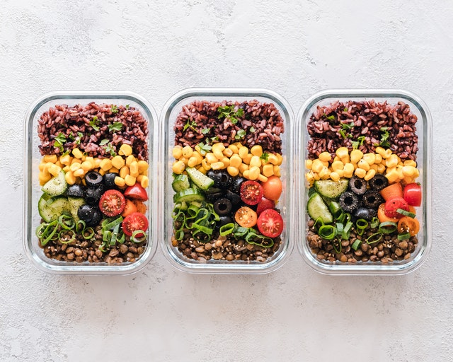 Healthy Running Diet - Meal Prep Like a Pro