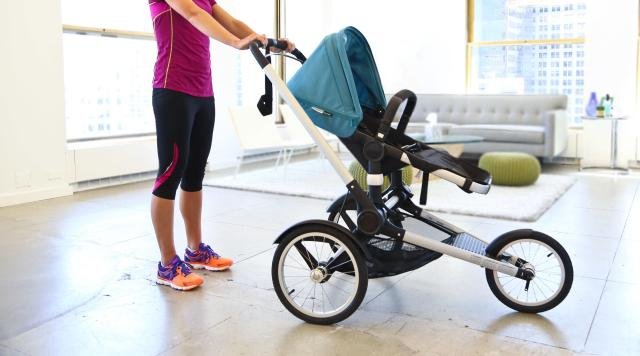 Stroller Running Tips - Manage Expectations