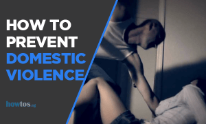 How to prevent domestic violence