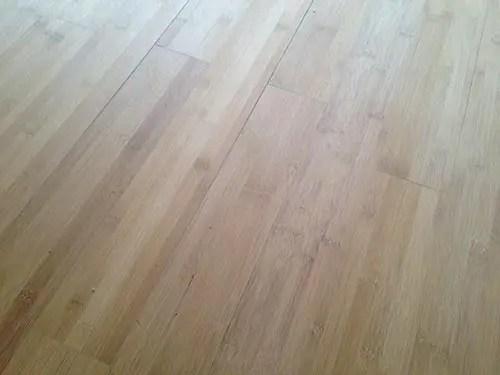 Refinishing Bamboo Floors