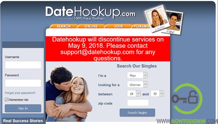 Datehookup site