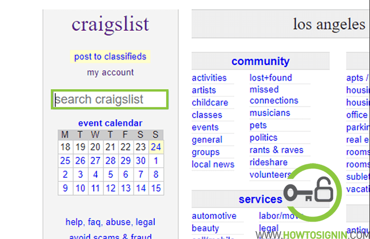 Craigslist cities mo