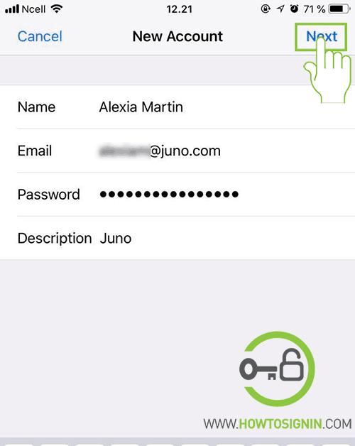 Juno Email Login / Juno Webmail Login via Web and Mobile