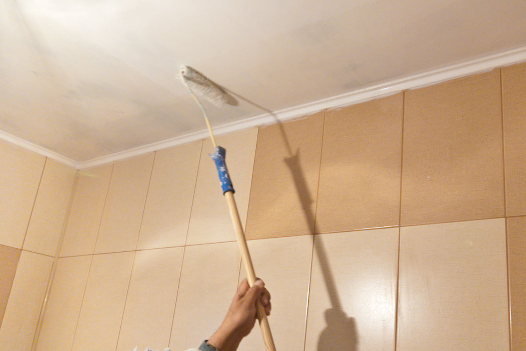 How To Paint Ceilings  Howtospecialist  How To Build