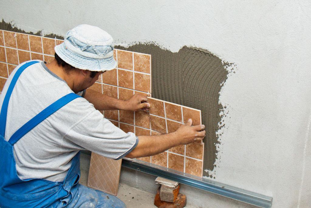 putting tile on wall paulbabbitt com