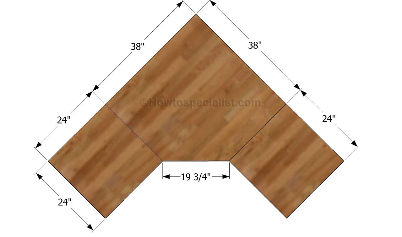 Woodwork Diy Corner Desk Plans Pdf Plans