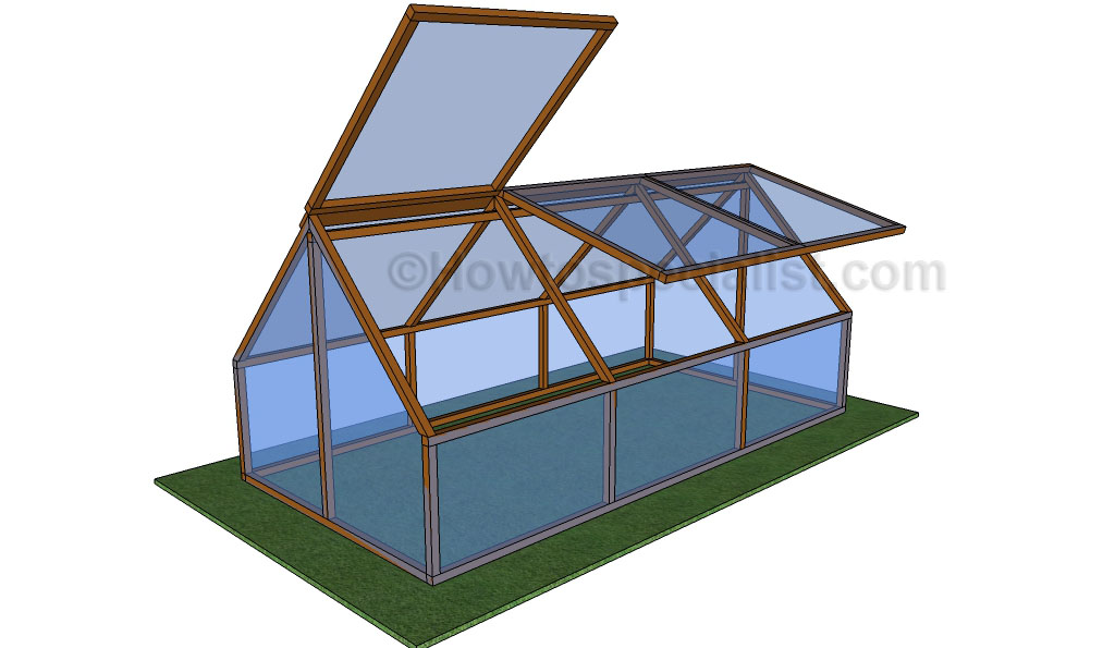 How To Build A Lean To Greenhouse Howtospecialist How