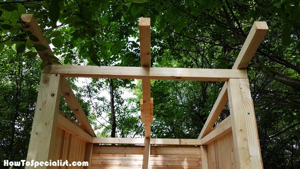 Строим простой дачный туалет — пример из жизни - Дача