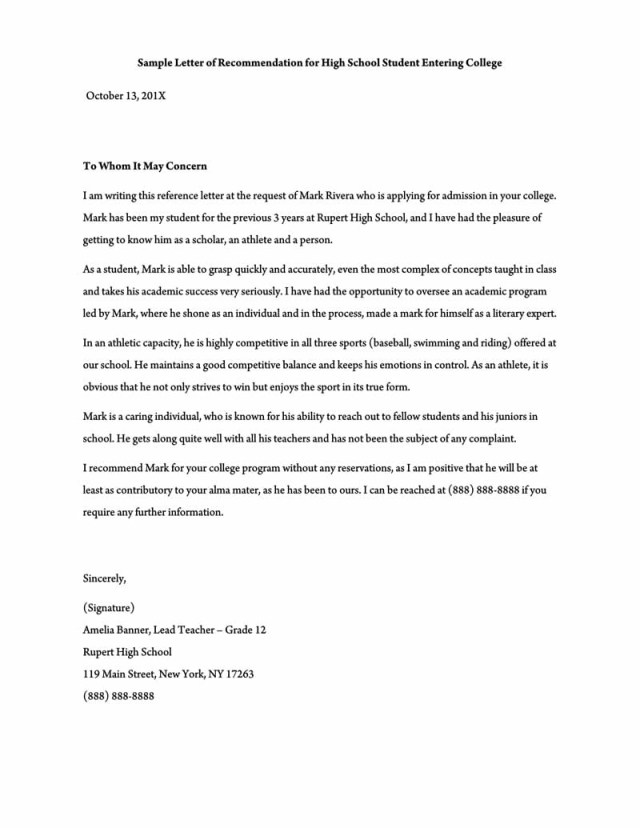 Letter of recommendation for mediocre student teacher! Writing a
