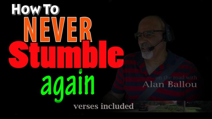 Never-stumble-promo