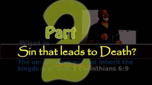 Sins that lead to death part 2