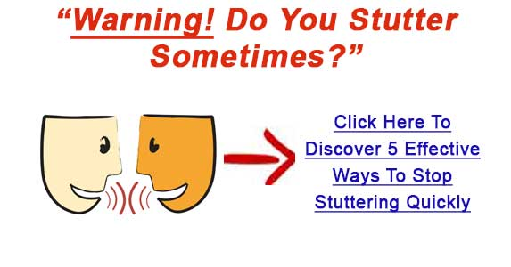 How To Stop Stammering And Start Speaking - Home