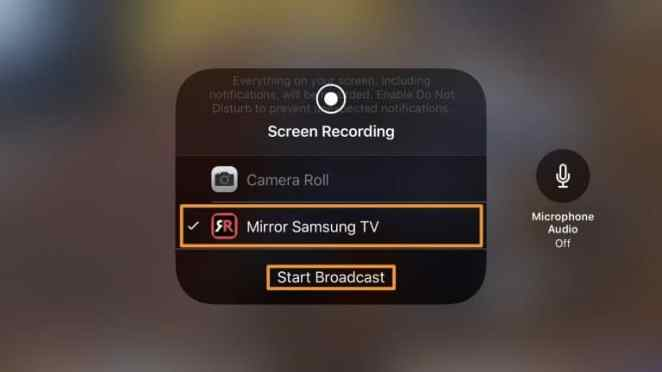 How to Mirror iPhone to Samsung TV without Apple TV ✅
