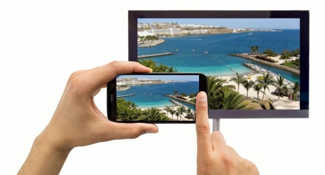 Mirror iPhone to Samsung TV without Apple TV