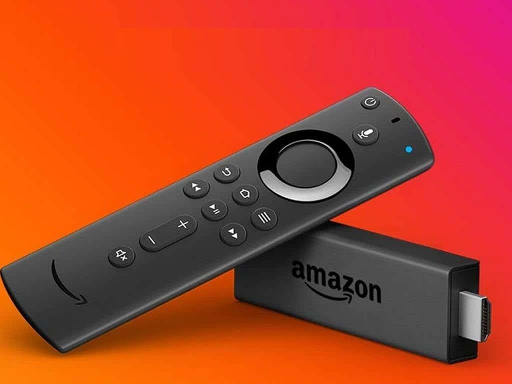 amazon fire stick remote not working