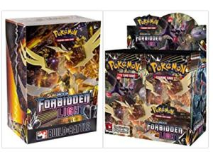Pokemon TCG Forbidden Light Box