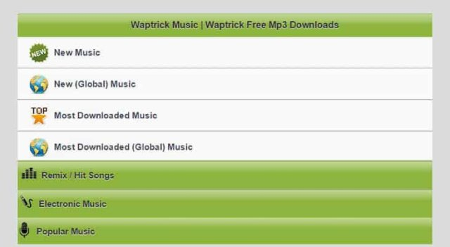 download movies, games and songs on waptrick