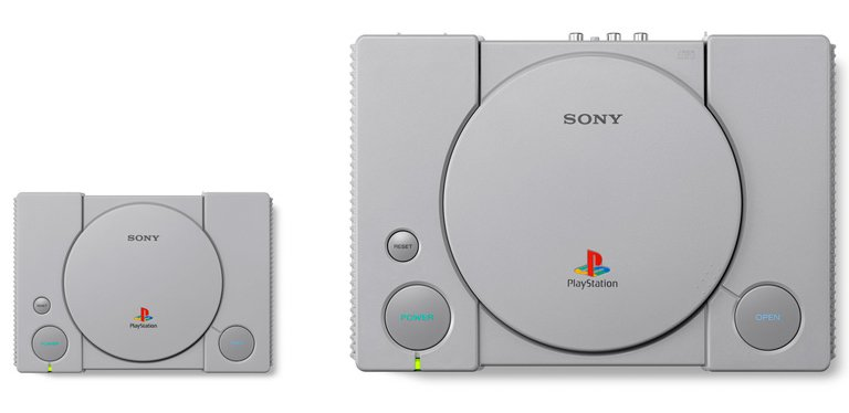 Sony PlayStation Classic Hack Makes It Possible to Install PS1 Games