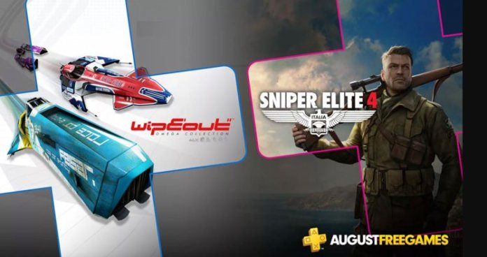Download Free PlayStation Plus Games for August 1