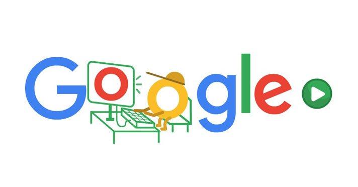 coronavirus tips google doodle games