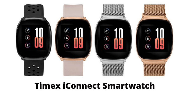 Timex iConnect-smartwatch