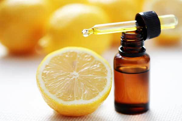 Lemon essential oil for dog anxiety