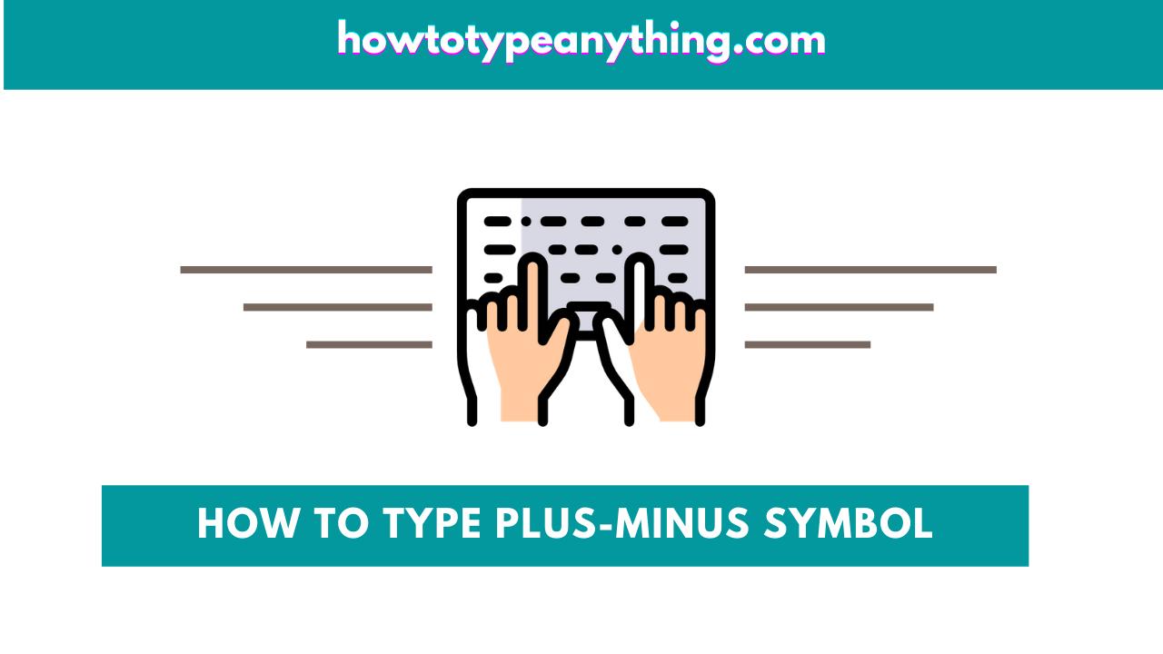 Minus Symbol In Word For Mac