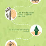 5 Tips For Shiny Hair