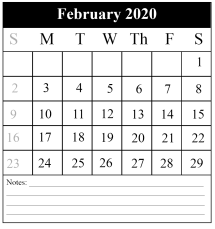 Month February 2020 - Year of Clean Water